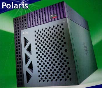Polaris - serwer gółwny ZMSK ZielMAN
